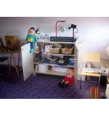 Atelier Michel Koene Snoezelkast incl. accessoires   108 x 61 x 127cm