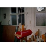 Atelier Michel Koene Cilinderschommel, Bisonyl   Ø 30 x 120cm