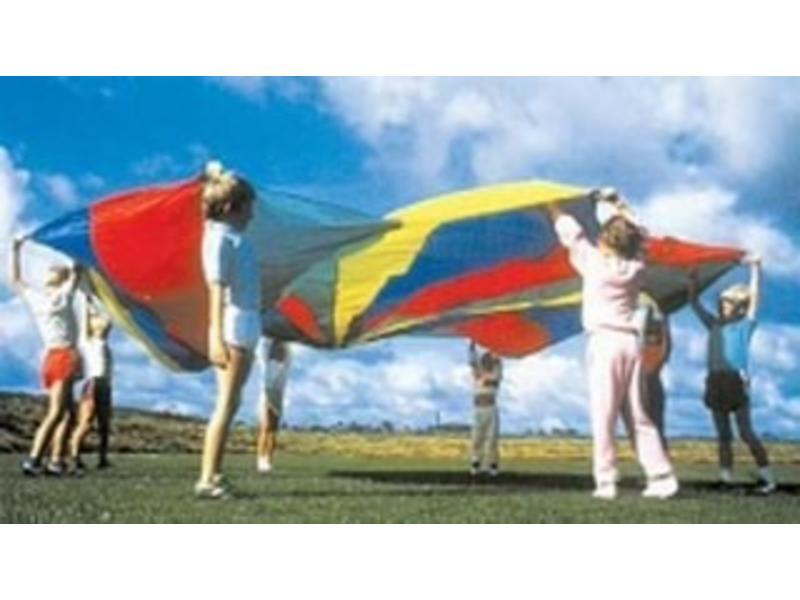 Ballondoek gekleurd   Ø 360cm
