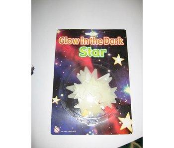 Glow In The Dark sterren- 3 maten