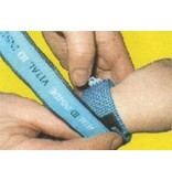 Medische Informatie Armband - blauw