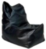 Atelier Michel Koene Zitzak Relax standaard, Inco zwart: zeer zacht