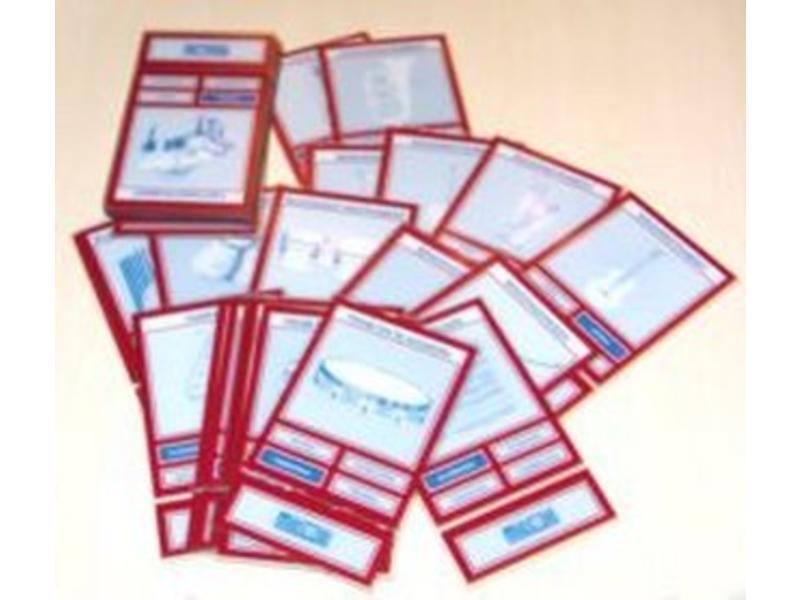 Kwartet muziek    10,5 x 18cm, 32 kaarten