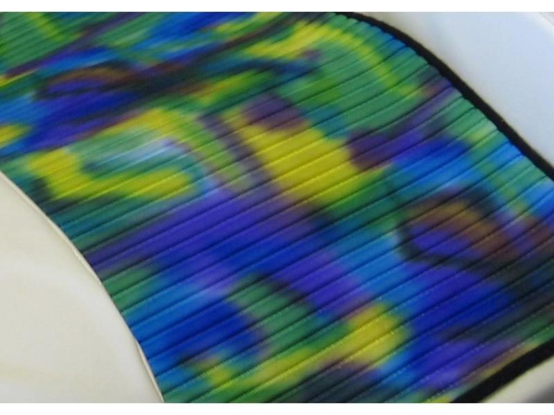 Pneumolastic velours multicolor   br. 128 cm