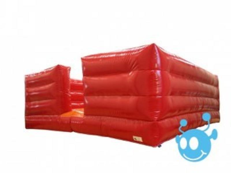 Sidijk Luchtkussen- elastiek   600 x 600cm rand 150