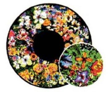 Effectwiel beeld FG7017 Floral