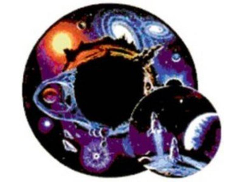 OPTIkinetics Effectwiel beeld FG7032 Space Rituals