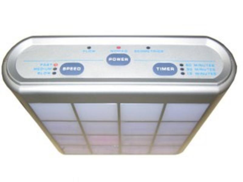 LED wandbord- 16 vlakken   22,5 x 22,5 x 5,5cm