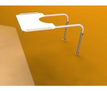 Wand klaptafel