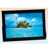 LED schilderij Caribbean Island   65x45 cm