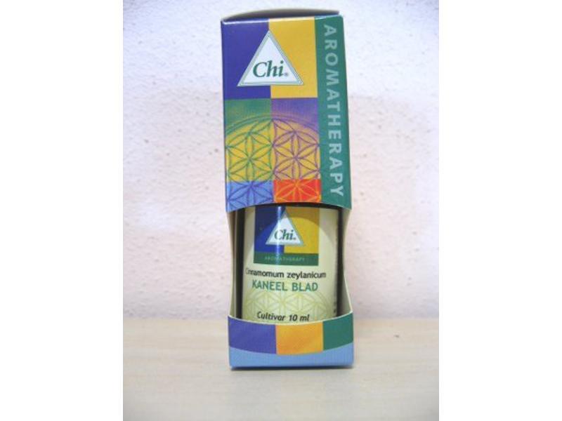 Chi Natural Life Chi Kaneel, blad etherische olie, Cultivar - 10ml