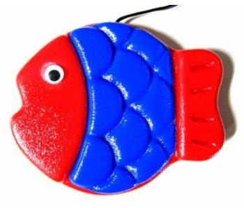 Animal Switch Rood Hoofd Vis- schakelaar