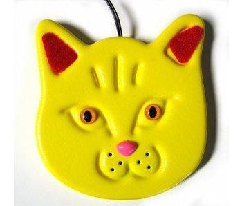 Animal Switch Kitty-  schakelaar