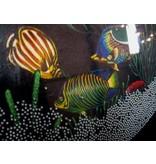 Remo Remo Ocean Drum 30 cm- vissen afbeelding
