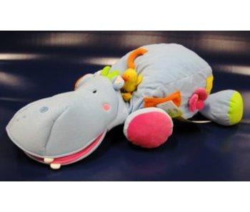 Belevingsnijlpaard Arnold