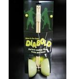 Diabolo glow in the dark