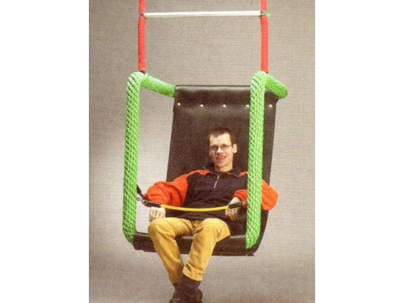 Zitschommel Maxi- incl ophanging   80 x 105 x 80cm