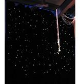Sterrengordijn- incl lichtbron   200 x 300cm