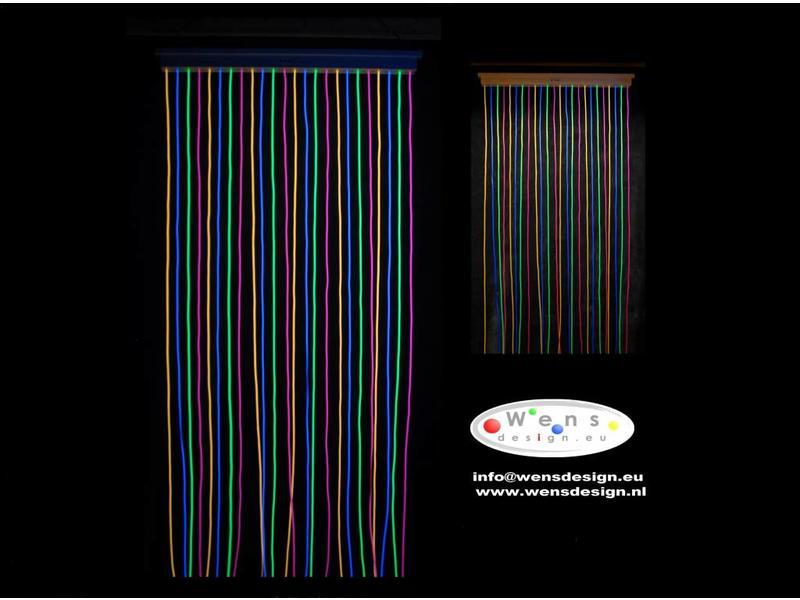 Wens Design WensDesign Fluoline vliegengordijn 150cm