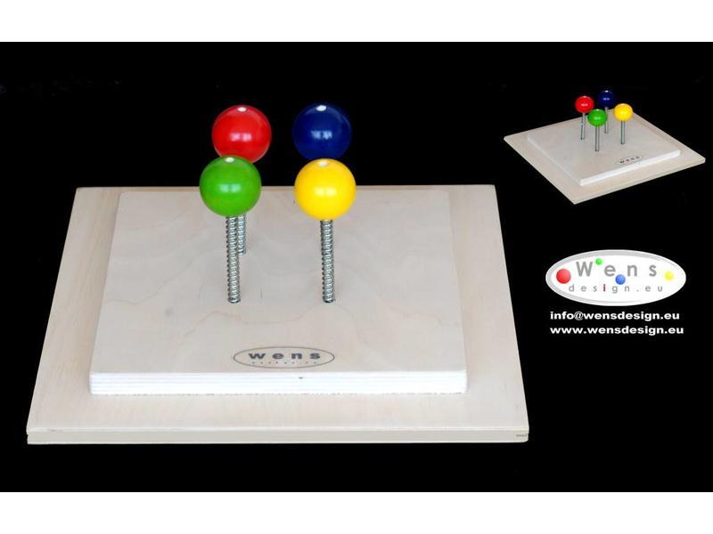 Wens Design WensDesign Mini ballenbos gemengd