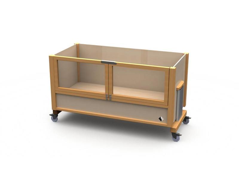 Atelier Michel Koene Hoog/laag bed Reager Flex (maatwerk)