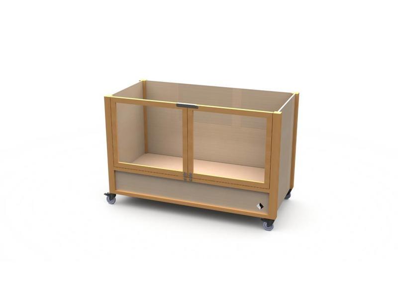 Atelier Michel Koene Bed Ule Kompakt (maatwerk)