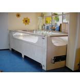 Atelier Michel Koene Bed Protter met waterbed   (maatwerk)