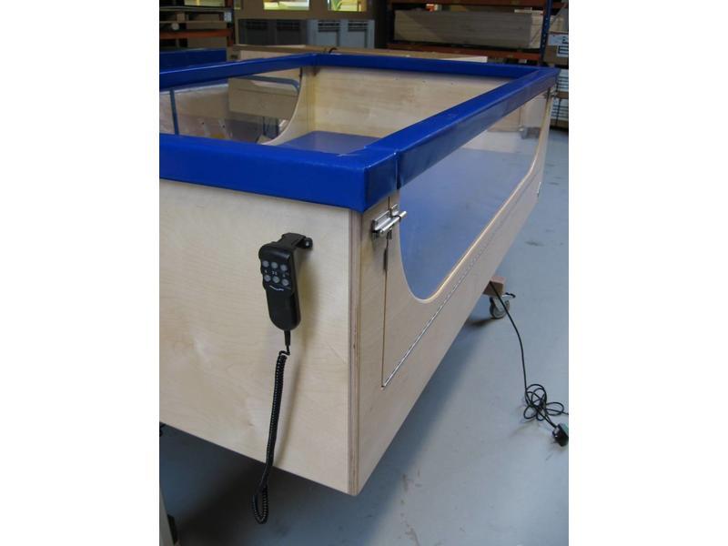 Atelier Michel Koene Hoog/laag bed(box) Reager - Carrier (maatwerk)