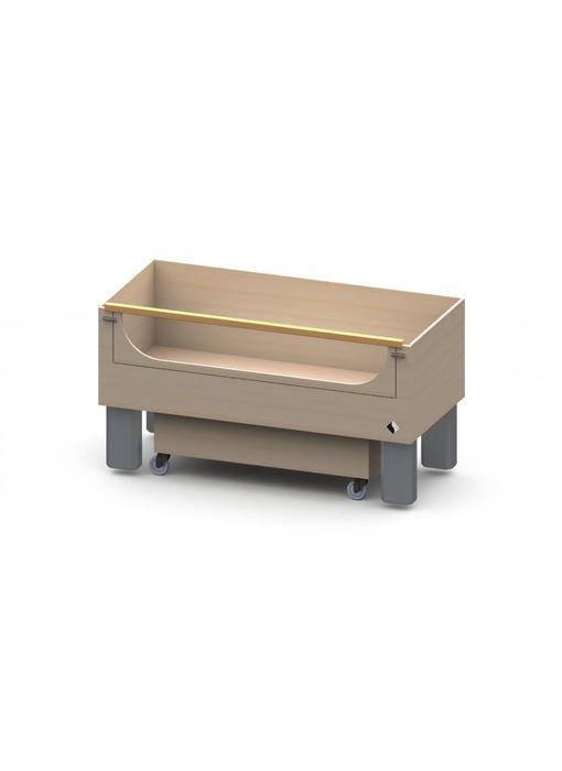 Hoog/laag bed(box) Reager - Design2