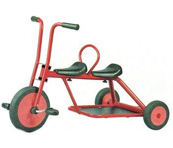 Fietsje Trike-Bike-duozit driewieler