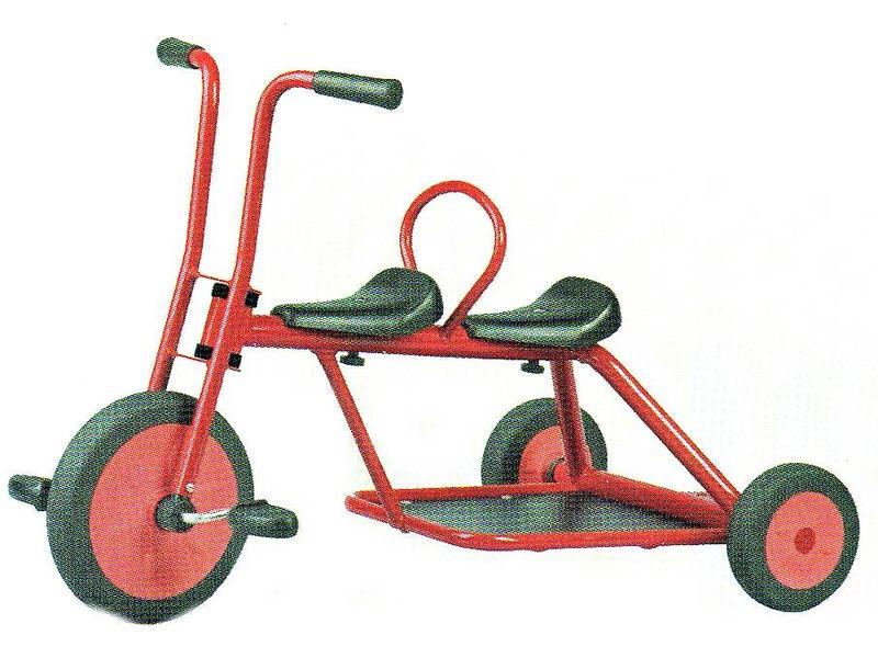 Fietsje Trike-Bike- duozit