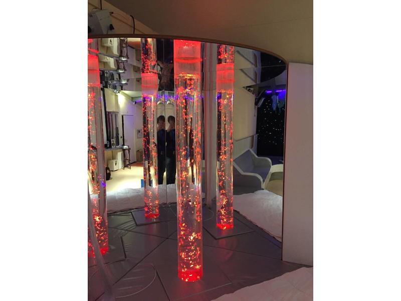 Bubble Unit 20- interactief   Ø 20 x 150cm