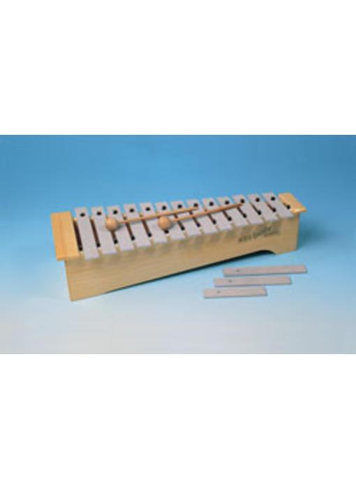 Goldon Xylofoon Ahorn- 13 tonen