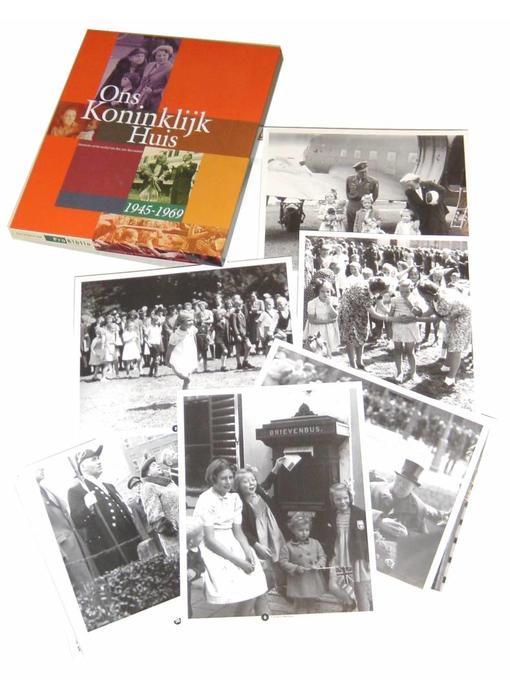 Fotodoos Ons Koninklijk Huis 1945-1969