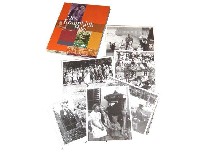 ProBiblio Fotodoos Ons Koninklijk Huis 1945-1969
