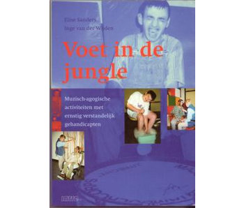 Boek Voet in de Jungle