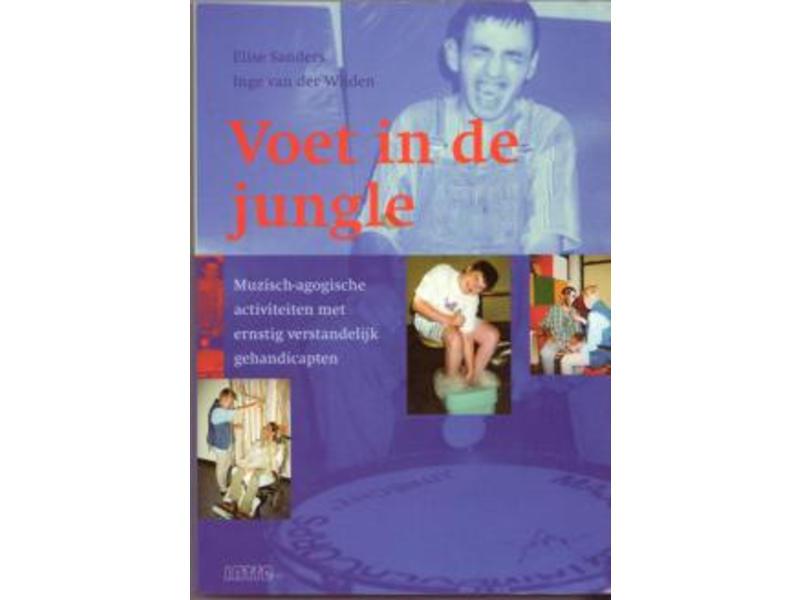 Boek Voet in de Jungle