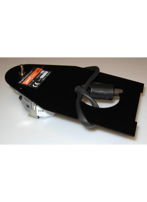 """Wielmotor / Rotator voor effectwiel groot 9"""""""