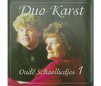 CD- Duo Karst - Oude Schoolliedjes 1