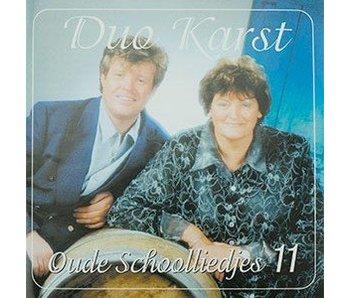 CD- Duo Karst - Oude Schoolliedjes 11