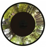 """OPTIkinetics Effectwiel beeld groot 9"""" thema:  Forest"""