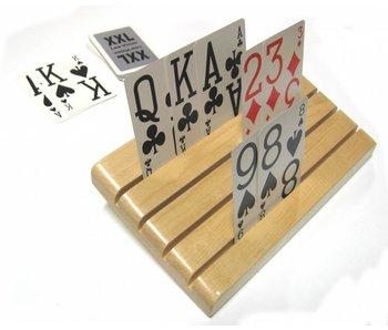 Speelkaartenhouder- Tribune