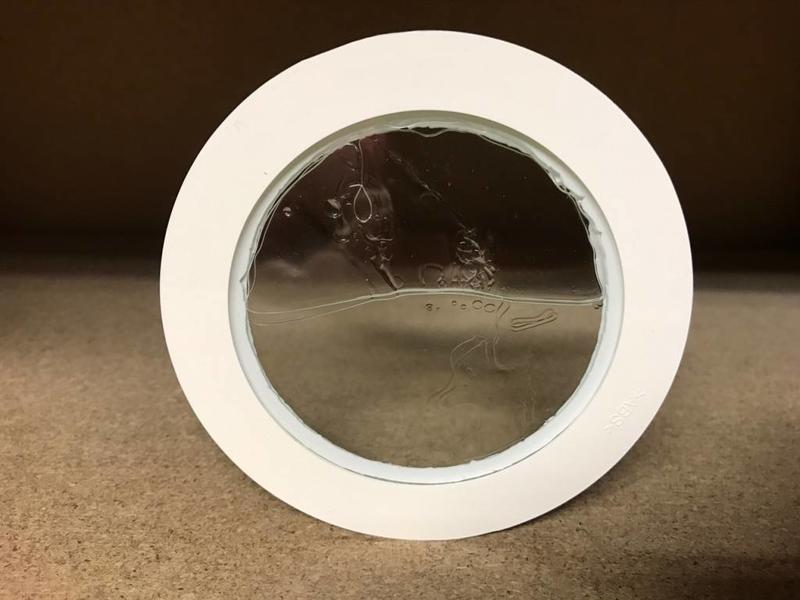 Mathmos Vloeistofwieltje Space-Projector transparant