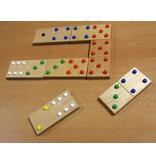 Spel Tast Domino groot