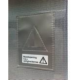 Atelier Michel Koene Veiligheidstent AMK   Maatwerk