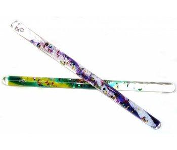 Glitterstaaf spiraal- dun