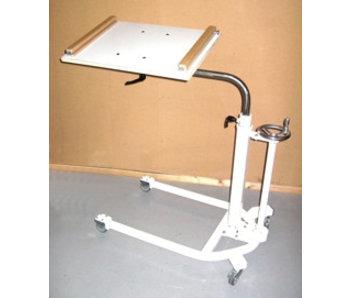 Activiteitentafel bed-rolstoel tafel- breedte en hoogte v