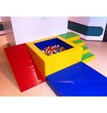 Atelier Michel Koene Trap Junior, Bisonyl   100 x 100 x 75cm