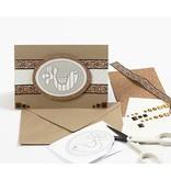 DESIGNER BLÖCKE  / DESIGNER PAPER Papel de diseño, 30,5 x30, 5 cm, 5 hojas