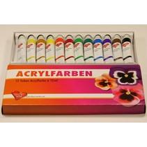 akryl farver